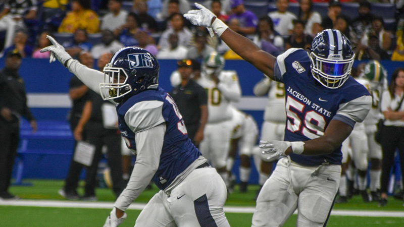 Game Day Timeline: Jackson State vs. Arkansas-Pine Bluff