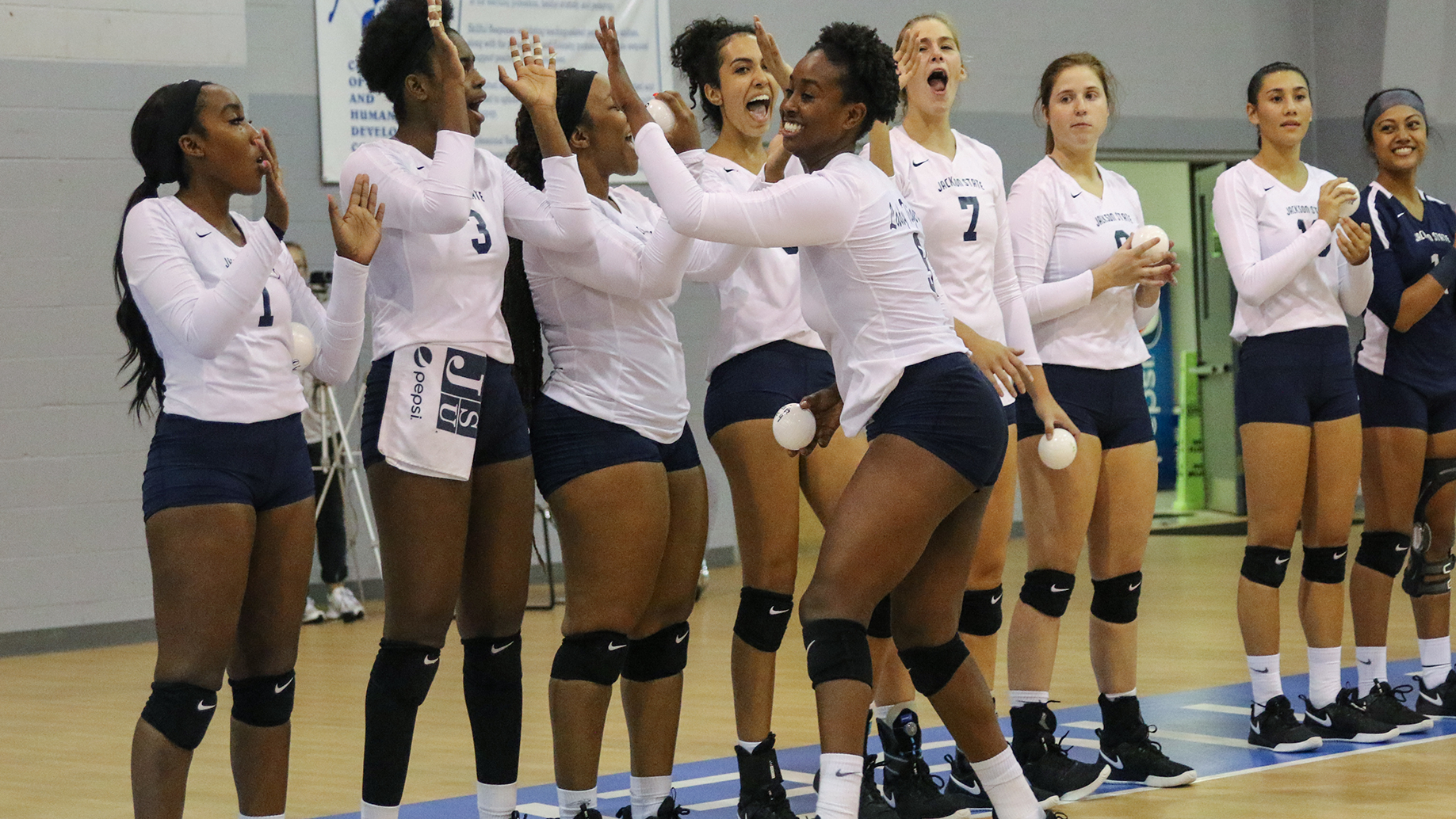 Jsu Volleyball Releases 2019 Schedule Jackson State University