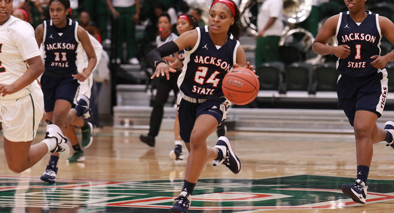 Jackson State Races Past Mississippi Valley, 90-61
